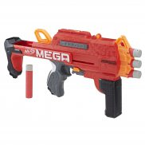 Hasbro Nerf N-Strike Accustrike - Wyrzutnia MEGA Bulldog E3057