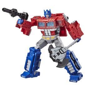 Hasbro Transformers Siege War For Cybertron - Voyager Optimus Prime E3541