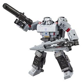 Hasbro Transformers Siege War For Cybertron - Voyager Megatron E3543
