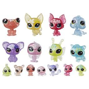 Littlest Pet Shop - Kwiatowy zestaw zwierzaków E5148