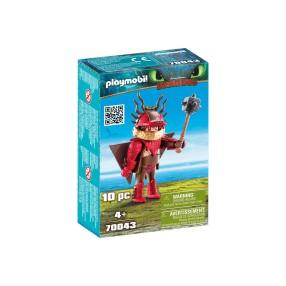 Playmobil - Sączysmark w zbroi do latania 70043