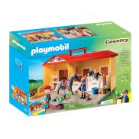 Playmobil - Nowa przenośna stajnia 5671