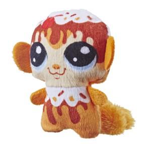 Littlest Pet Shop - Pluszowe zwierzaki Soczki Małpka E3469