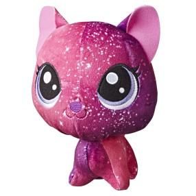 Littlest Pet Shop - Pluszowe zwierzaki Stellar Fuzzcat E2610