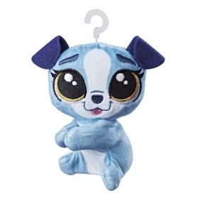 Littlest Pet Shop - Pluszowe przypinki Buster Boxington E0342