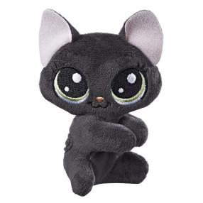 Littlest Pet Shop - Pluszowe przypinki Jade Catkin E1167