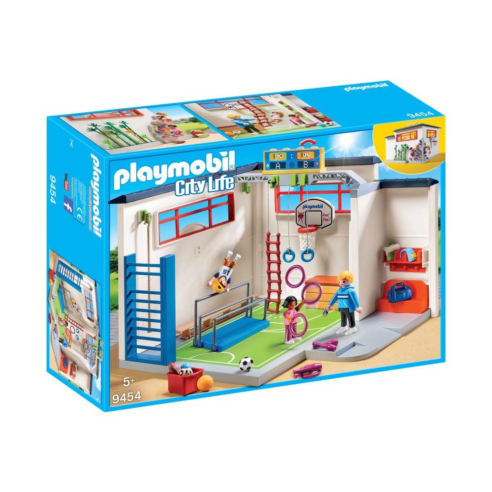 Playmobil - Sala gimnastyczna 9454