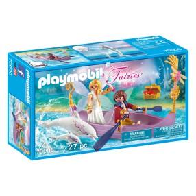 Playmobil - Romantyczna łódka wróżek 70000