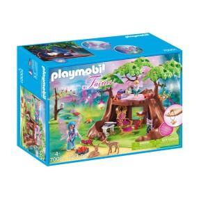 Playmobil - Leśny domek wróżek 70001