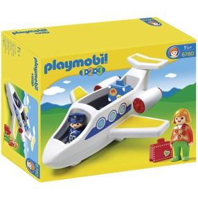 Playmobil - Samolot pasażerski 6780