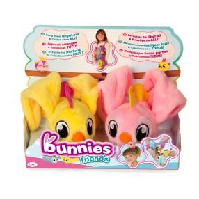 Bunnies Friends - Maskotka Ptaszek magnetyczny 2-pak 97841