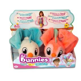 Bunnies Friends - Maskotka Ptaszek magnetyczny 2-pak 97834