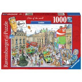 Ravensburger - Puzzle Londyn 1000 el. 199280