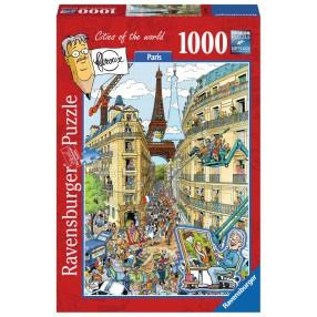 Ravensburger - Puzzle Paryż 1000 el. 199273