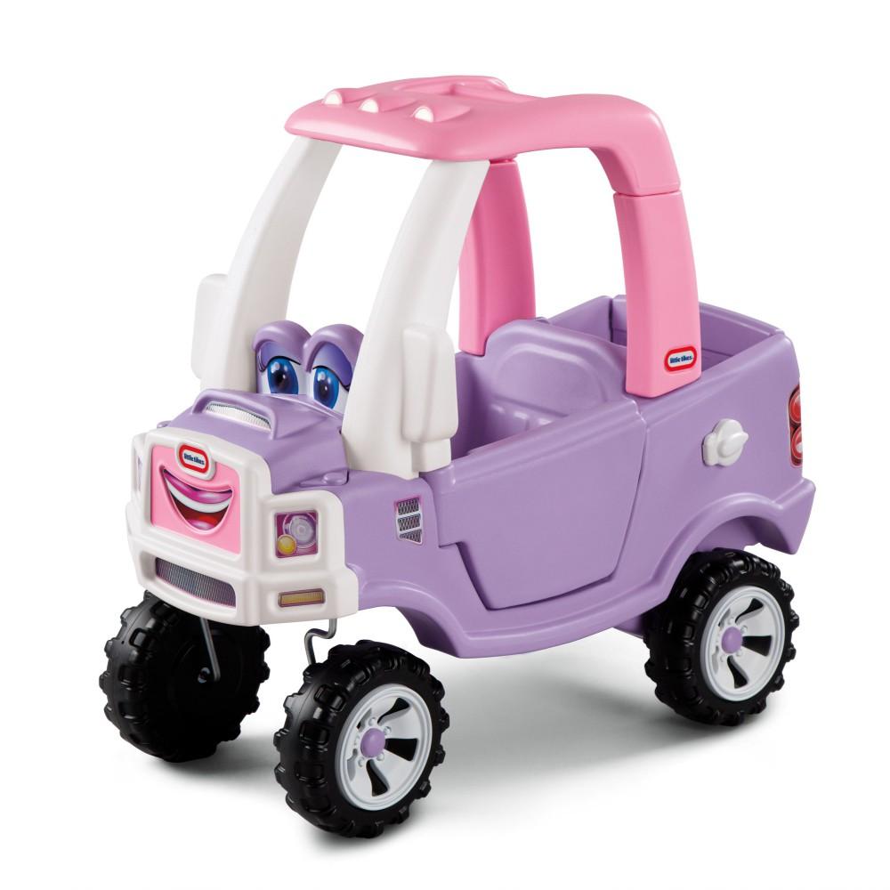 Little Tikes - Samochód COZY TRUCK Princess Pick Up dla dziewczynki 627514