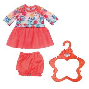 BABY born - Ubranko Sukienka Trand Baby dla lalki 826973 A