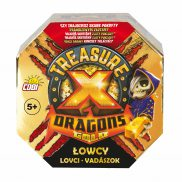 Treasure X Dragons Gold - Figurka Łowca 1-Pak seria 2 41507