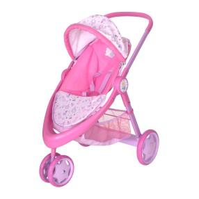 BABY born - Wózek Spacerówka 3-kołowa lux dla lalek 1423575