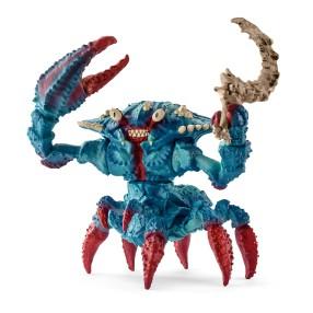 Schleich - Eldrador Waleczny Krab z bronią 42495
