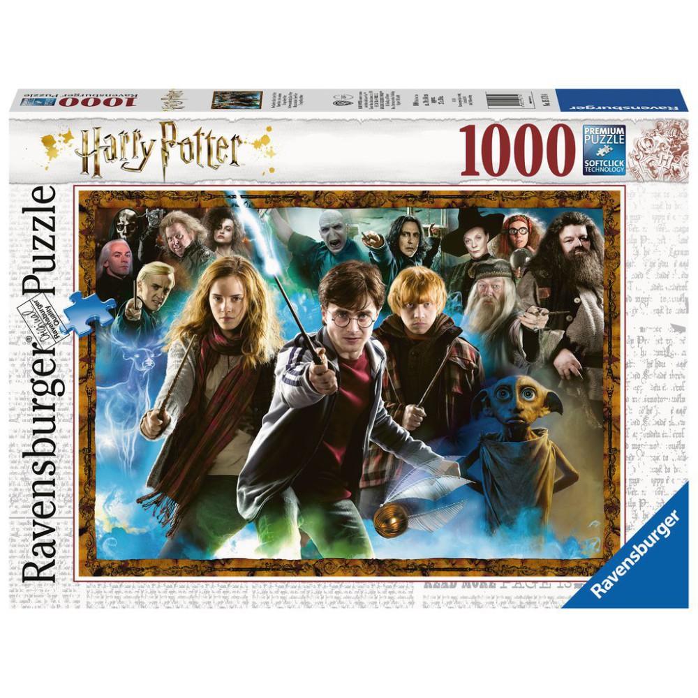 Ravensburger - Puzzle Harry Potter 1000 el. 151714