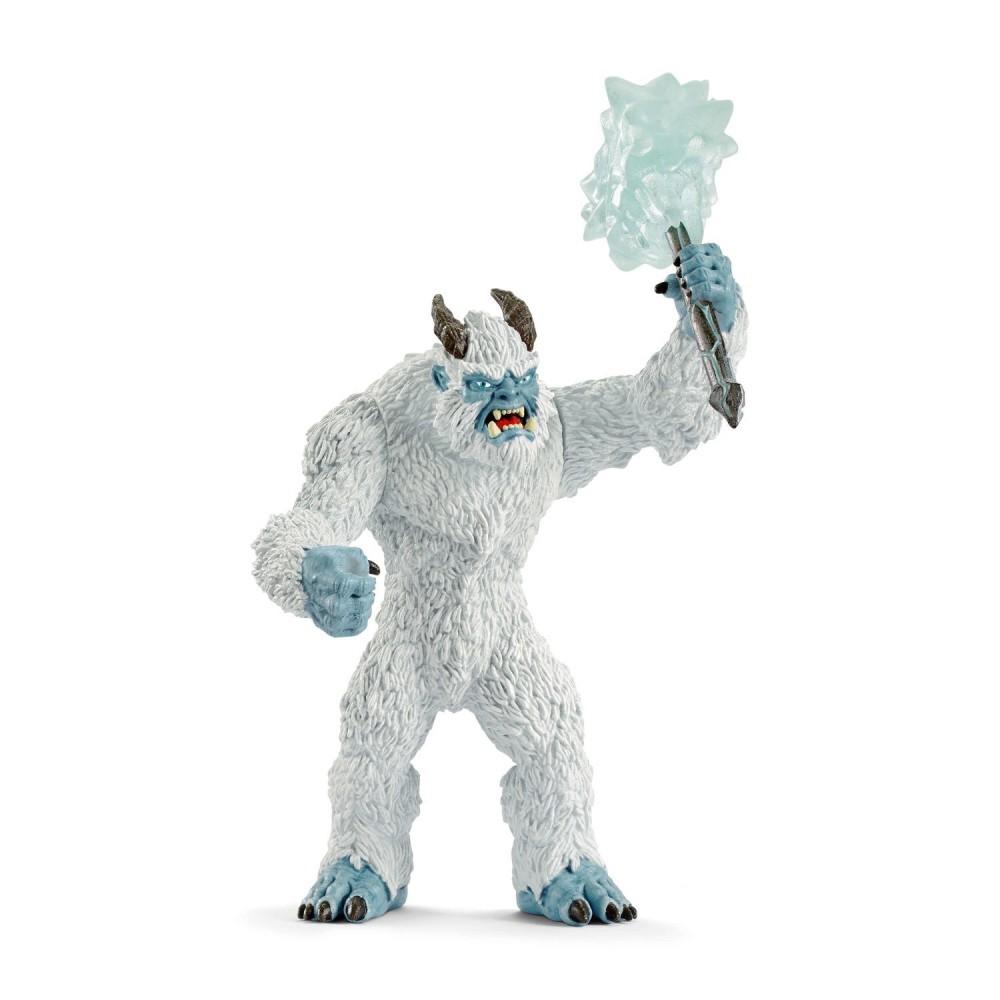 Schleich - Eldrador Śnieżny Potwór z bronią 42448