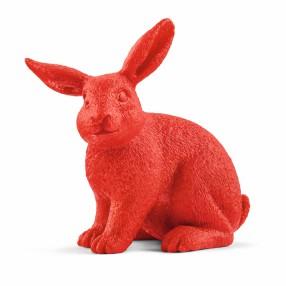 Schleich - Czerwony zając Edycja Specjalna 72139