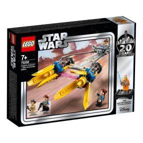 LEGO Star Wars - Ścigacz Anakina - edycja rocznicowa 75258