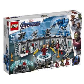 LEGO Super Heroes - Zbroje Iron Mana 76125
