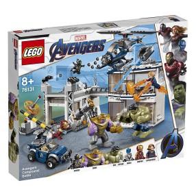 LEGO Super Heroes - Bitwa w kwaterze Avengersów 76131