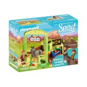 "Playmobil - Boks stajenny ""Snips i Pan Marchewa"" 70120"