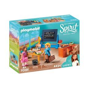Playmobil - Sala lekcyjna panny Flores 70121
