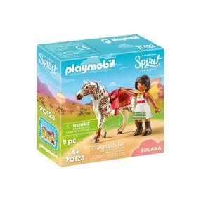 Playmobil - Solana przy woltyżerce 70123