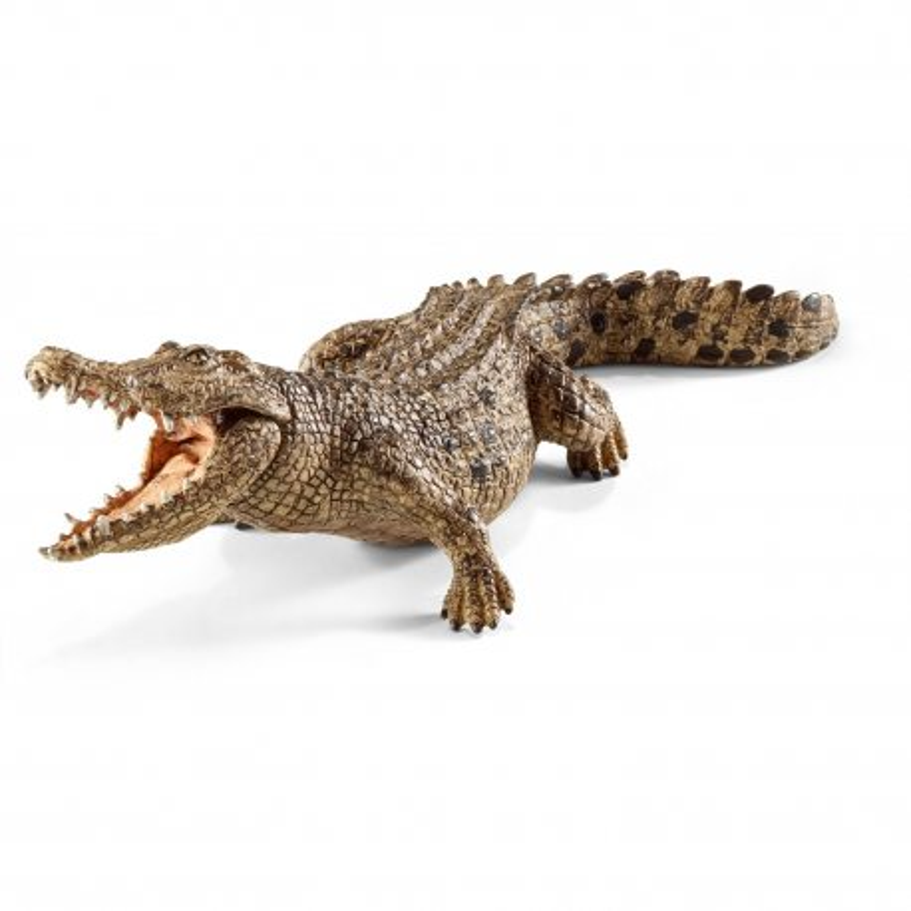 Schleich - Krokodyl - Samiec z otwieranym pyskiem 14736