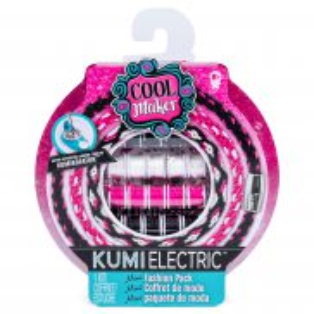 Spin Master - Cool Maker Kumi Electric Zestaw Uzupełniający Mini do Bransoletek 20104789