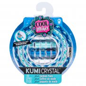 Spin Master - Cool Maker Kumi Crystal Zestaw Uzupełniający Mini do Bransoletek 20104791