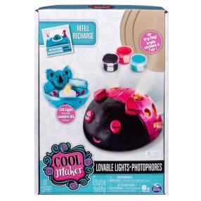 Spin Master - Cool Maker Pottery Zestaw uzupełniający Lovable Lights 20082585