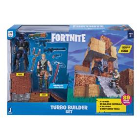 Fortnite - Zestaw Turbo Builder Figurki Raven i Jonesy FNT0036