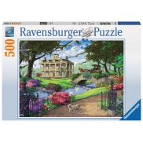 Ravensburger - Puzzle Piękna Rezydencja 500 elem. 146901