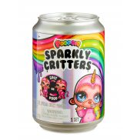 Poopsie Surprise - Magiczne opakowanie Sparkly Critters Seria 1.1 558101