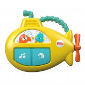Fisher Price - Muzyczna łódź podwodna FXC02