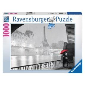 Ravensburger - Puzzle Paryż nocą 1000 elem. 194711