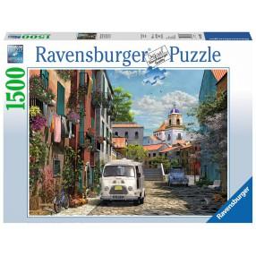 Ravensburger - Puzzle Beztroskie Południe Francji 1500 elem. 163267