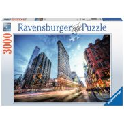 Ravensburger - Puzzle Flat Iron Building New York 3000 elem. 170753