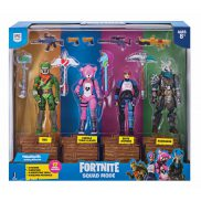 Fortnite - Figurki 4-pak Rex, Cuddle Team Leader, Brite Bomber, Ragnarok FNT0019