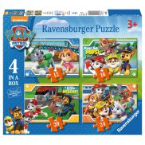 Ravensburger - Puzzle Psi Patrol 4w1 069361