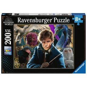 Ravensburger - Puzzle XXL Harry Potter Fantastyczne Zwierzęta 200 elem. 126118