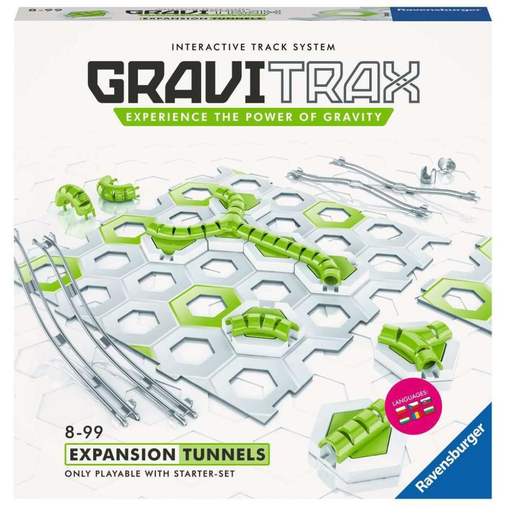 Ravensburger - GraviTrax Zestaw uzupełniający - tunel 260775