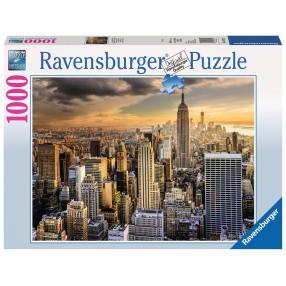 Ravensburger - Puzzle Drapacze Chmur Nowy Jork 1000 elem. 197125