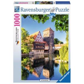 Ravensburger - Puzzle Norymberga 1000 elem. 196203