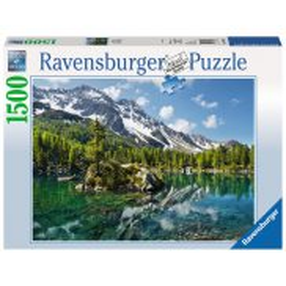 Ravensburger - Puzzle Bermagie, Magia Gór 1500 elem. 162826